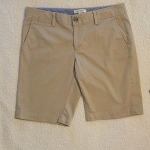 Banana Republic women's bermuda khaki short